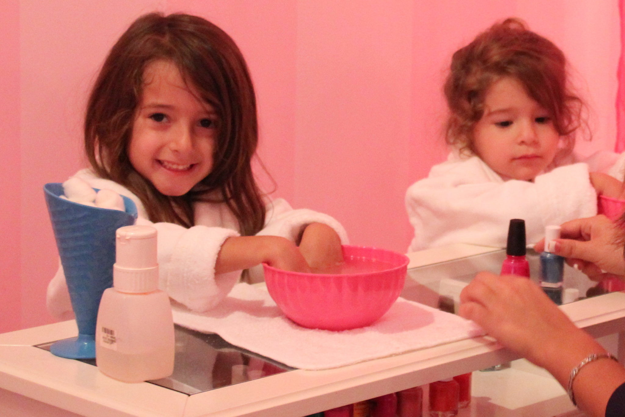 Kids Salon Services Menu - Children Salon, Kids Birthday Party and ...