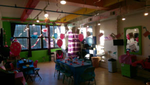 Just 4 Kids Salon Birthday Parties - Alice in Wonderland Tea Party 5