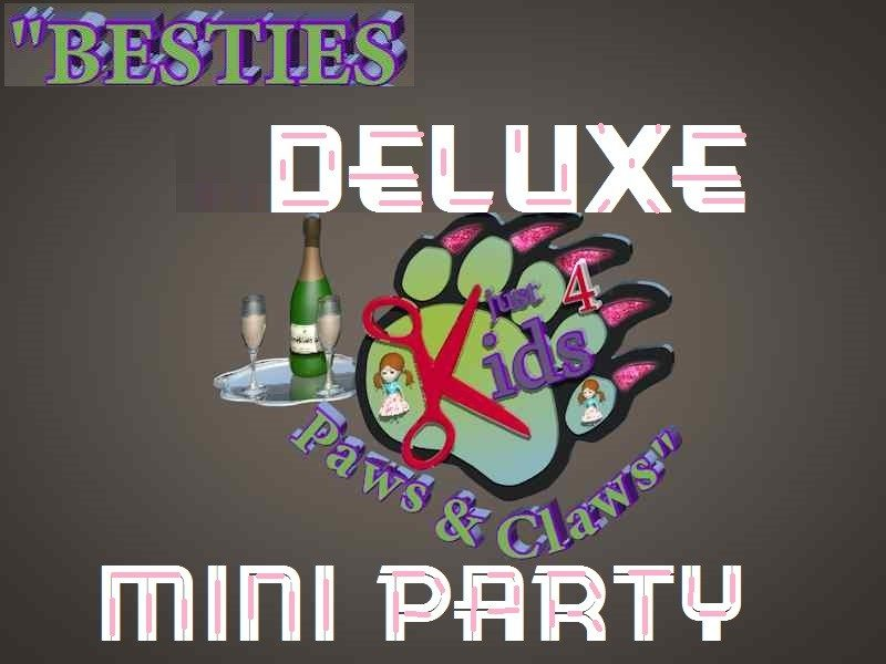 Besties Deluxe Mini Party