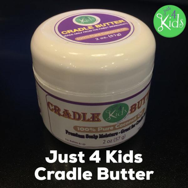 Cradle Butter Pure Coconut Oil Cradle Cap Treatment 2