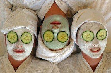 Kids Skin Care Menu 2